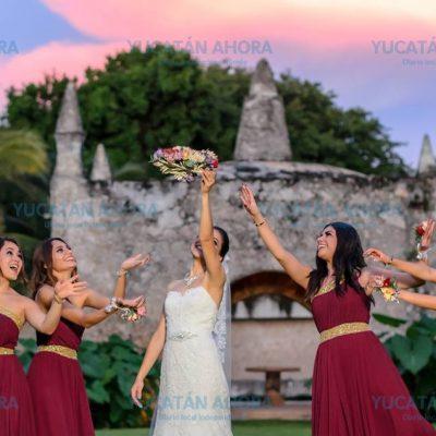 Cásate en Yucatán y regresa para volverte a enamorar
