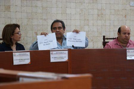 José Luis Preciado, moderador del primer debate de candidatos a la gubernatura