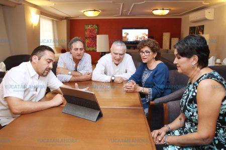 Presentan proyecto para convertir en hotel la casona Santa Cecilia