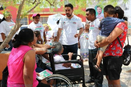 Luis Borjas promoverá para la mujer la igualdad de oportunidades
