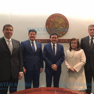 Senador yucateco avala la ratificación de magistrados del Tribunal Agrario