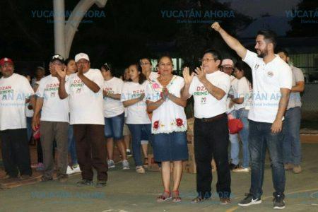 Luis Borjas gestionará un parador artesanal en Dzan