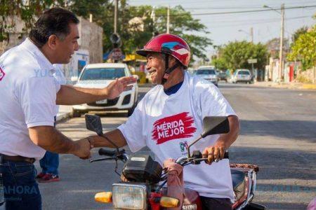 En Mérida necesitamos innovar en cuestiones de cultura vial: Víctor Caballero