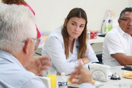 En manos de Cecilia Patrón amplio abanico de propuestas sobre educación