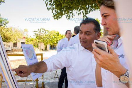 Empresarios coinciden con Víctor Caballero de invertir en el sur de Mérida
