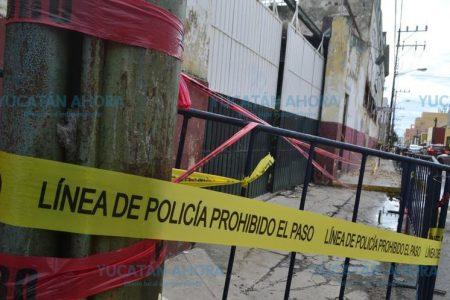 Protección Civil intervendrá edificio abandonado de la ex embotelladora de Sidra Pino