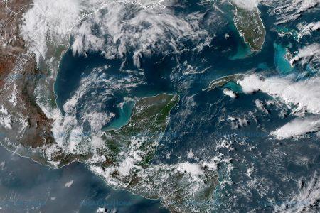 Habrá uno que otro chubasco dentro del pronóstico de fuerte calor en Yucatán