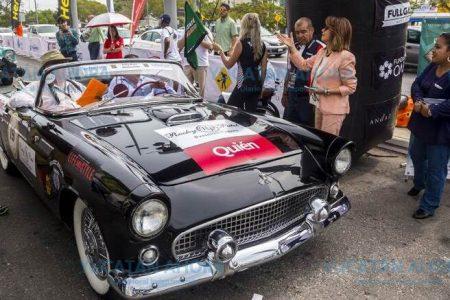 Gulf México traerá 5 vehículos clásicos al Rally Maya México