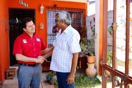 Interés ciudadano por el proyecto de seguridad de Mauricio Sahuí