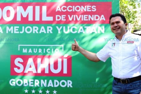 Mauricio Sahuí duplicará esfuerzos en estrategias de eficacia probada