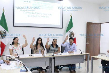 Acuerdan crear reconocimiento para destacadas yucatecas