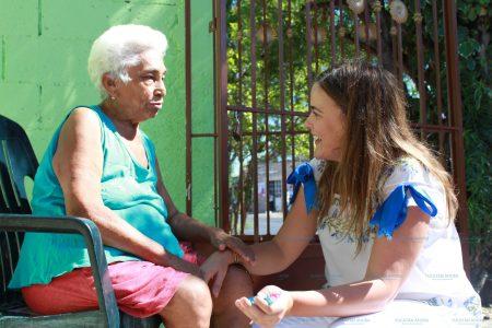Ofrece Cecilia Patrón respeto a sus contrincantes y simpatizantes de otros partidos