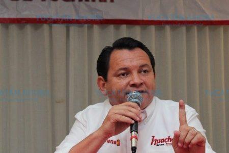 Promete Huacho Díaz autonomía financiera al Poder Judicial