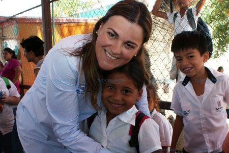 Cecilia Patrón gestionará desde el Congreso más espacios deportivos y parques