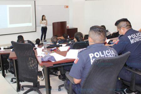 Mejoran las habilidades de elementos de la Policía de Mérida