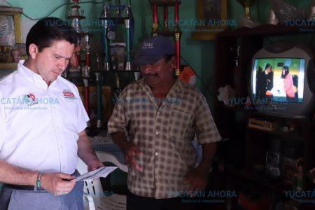 Mauricio Sahuí tiene plan para reducir gastos familiares en gas y electricidad
