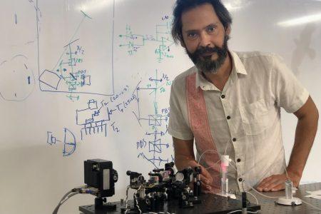 En Yucatán desarrollan dispositivo láser para estimar velocidades de flujo sanguíneo