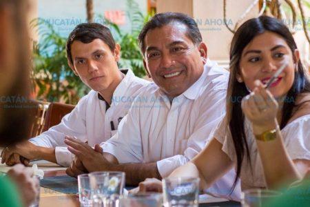 Ven en emprendedores un nicho para hacer de Mérida una de las mejores ciudades del mundo