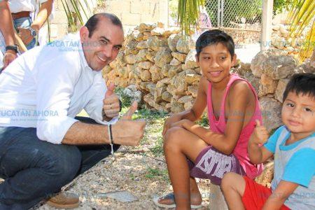 Desde el Congreso Felipe Cervera defenderá los derechos de la niñez