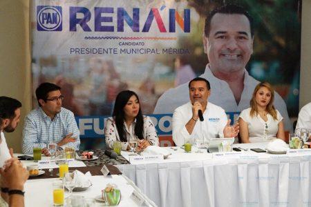 Piden a jóvenes líderes empresariales que transformen Mérida