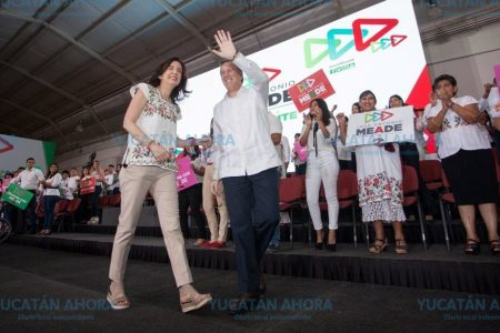 Meade elige Yucatán para iniciar su campaña porque es sinónimo de orgullo mexicano