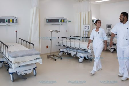 Red hospitalaria de Yucatán beneficiará a ciudadanos de Yucatán y 6 estados más