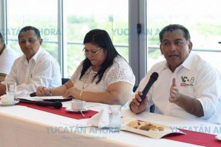 Mérida no puede permanecer al margen del crecimiento industrial y económico: Víctor Caballero