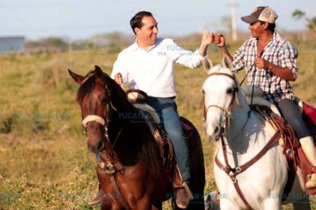 Respaldando a pequeños productores haremos justicia al campo: Mauricio Vila