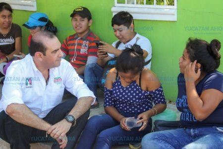 Piden a Felipe Cervera programa de créditos que impulsen el autoempleo