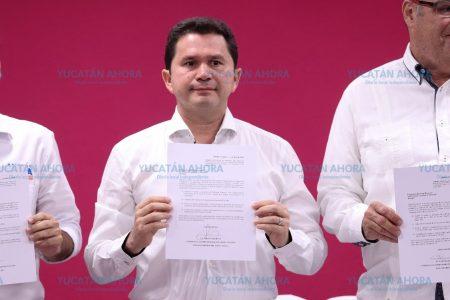 Con políticas públicas de datos abiertos enfrentará Mauricio Sahuí la corrupción