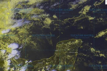 Lloverá menos de lo normal durante abril en Yucatán