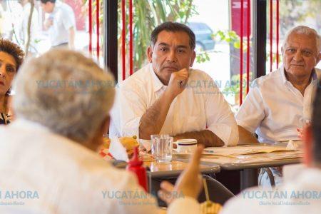 El centro de Mérida, vulnerable a la delincuencia: Víctor Caballero