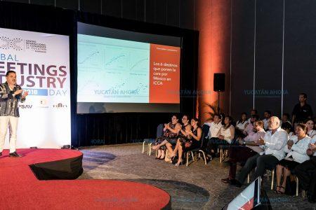 Líderes de la industria de reuniones y eventos estrenan el Centro Internacional de Congresos