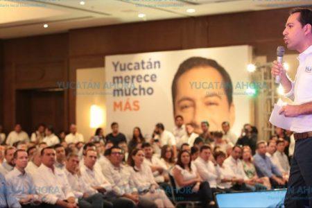 Luchemos juntos para que nuestro estado alcance su máximo potencial: Mauricio Vila