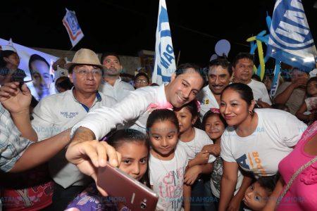 Vamos a aumentar el presupuesto para el sector salud: Mauricio Vila