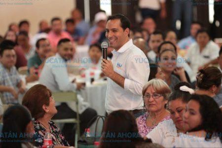 Líderes magisteriales de Valladolid apoyan a Vila