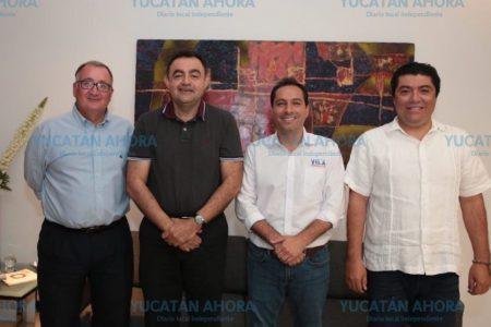 Líderes empresariales se suman al proyecto de Mauricio Vila