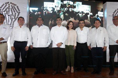 Entre propuestas y cuestionamientos, empresarios se reúnen con candidatos al gobierno