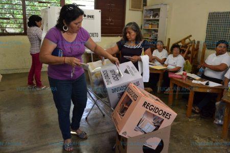 Garantizan que no existe posibilidad alguna de fraude electoral