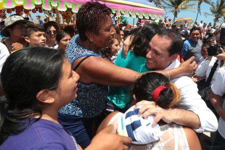 Cumplí en Mérida, ahora lo haré por todo Yucatán: Mauricio Vila