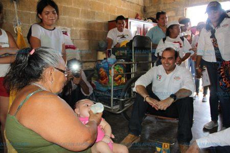 En la agenda legislativa de Felipe Cervera estará el apoyo a emprendedores