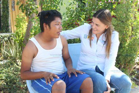 Cecilia Patrón es de las que cree que con educación se combate la drogadicción y delincuencia