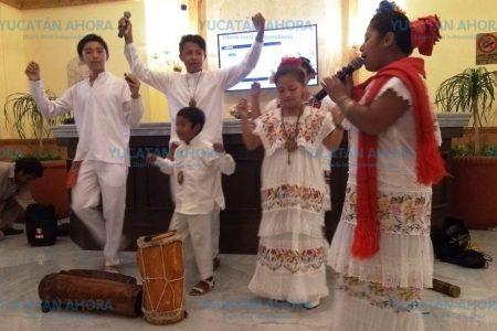"El coro infantil ""Ydzat il kay"" llevará la cultura maya a Alemania"