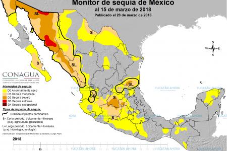 Advierten reaparición de sequía en la Península