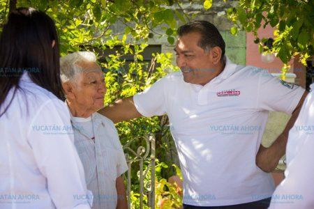 Víctor Caballero va por el rescate de áreas protegidas como eje de desarrollo