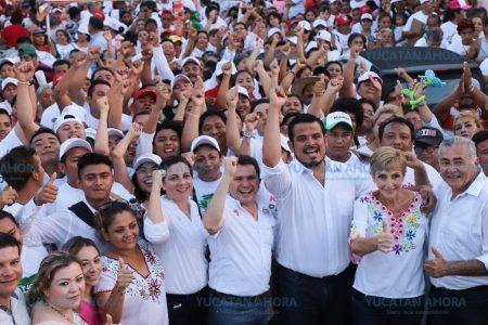 Compromiso directo hará Mauricio Sahuí con los yucatecos