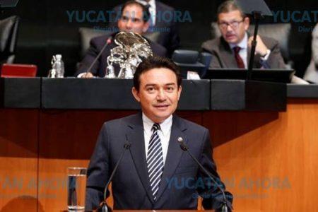 Senador yucateco sacará del rezago legislativo la Comisión de Reforma Agraria