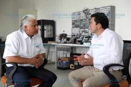 Sahuí ofrece amplio apoyo a innovación y tecnología en busca de crecimiento económico