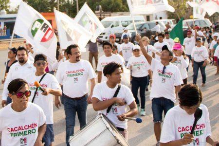 En el PRI nuestros aspirantes son personas trabajadoras: afirma Carlos Sobrino