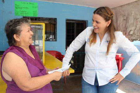 Personas con discapacidad serán prioridad para Cecilia Patrón en el Congreso
